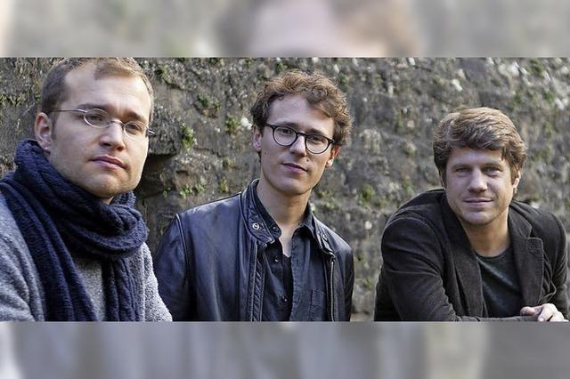 Konzerte aufstrebender Klaviertrios in Schopfheim, Lahr und Freiburg