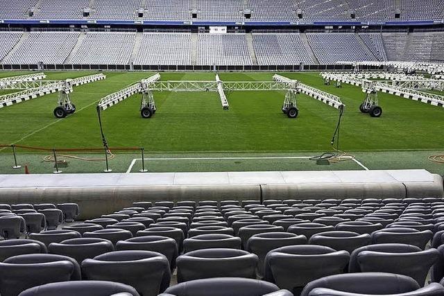 Ein Besuch in der Allianz-Arena