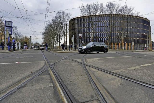 Anwohner des Rathaus-Neubaus sind skeptisch gegenüber dem Verkehrskonzept