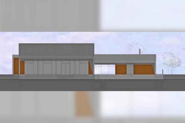 Neue Pläne für das Bürgerhaus