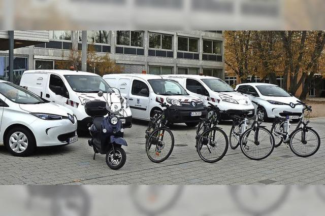 Klimaneutrale Mobilität
