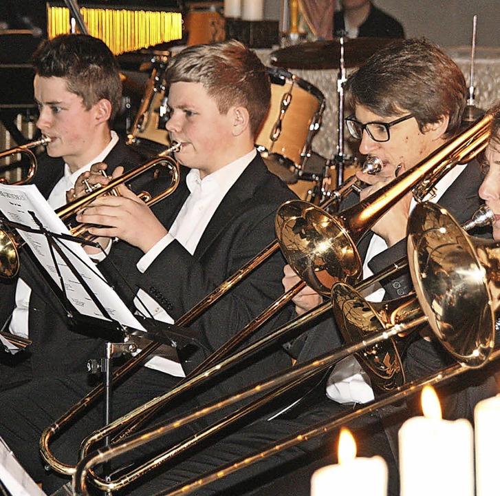 Das Jugendorchester Rickenbach & F...örwihler Nacht der Musik zu Gast sein.    Foto: Archivfoto: Peter Schütz