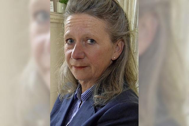 Elisabeth Kaiser scheidet aus dem Gemeinderat aus