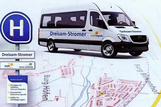 Bürgerbus startet am 4. März 2017