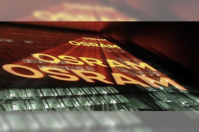 Osram-Betriebsrat wehrt sich