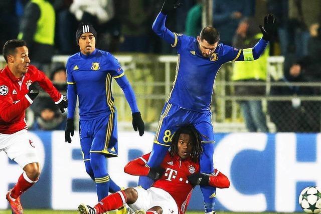 Der FC Bayern blamiert sich mit Niederlage in Rostow