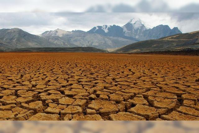 Nationaler Notstand aufgrund von Wasserknappheit ausgerufen