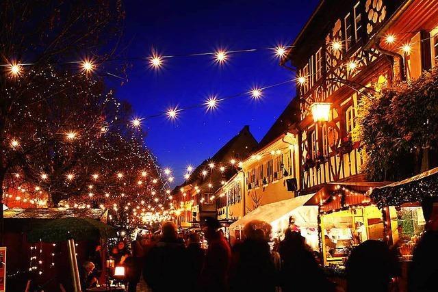 Die schönsten Weihnachtsmärkte in der Region Freiburg
