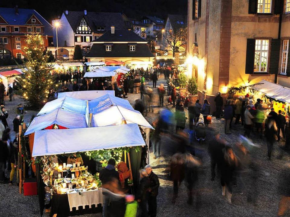 Ebneter Christkindlesmarkt  | Foto: Thomas Kunz