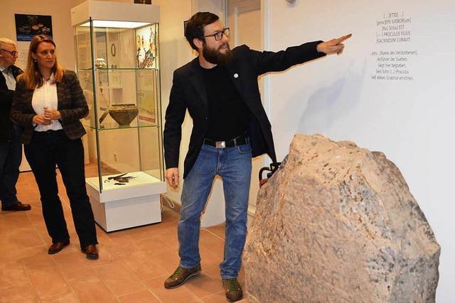 Archäologische Sammlung zeigt sensationelle Fundstücke