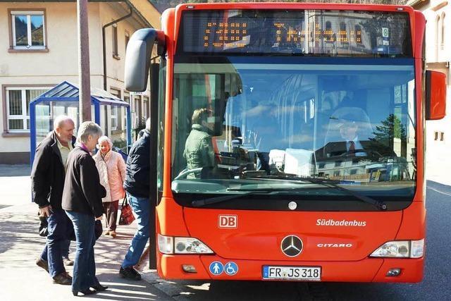 Neue Busverbindung von Tegernau nach Schönau
