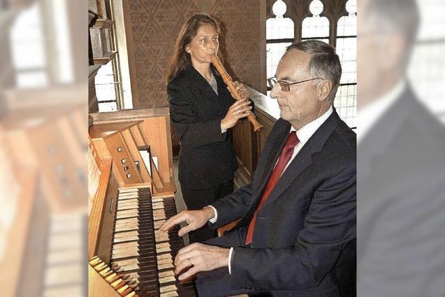 Mit Ulrike und Bernhard Fackelmann in Feldberg