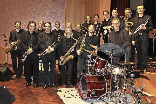 Constellation Big Band in Emmendingen