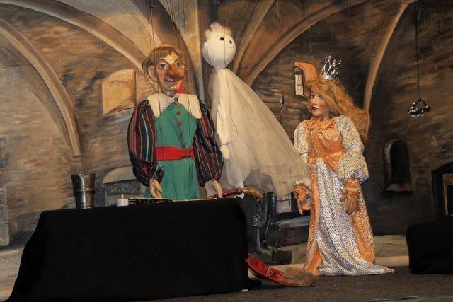 Marionettentheater Zipfelmütze in Neuenburg