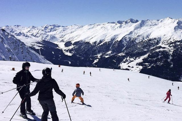 Stressfreier Skispaß