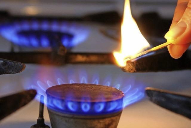 Sinkende Gaspreise, steigende Umsätze
