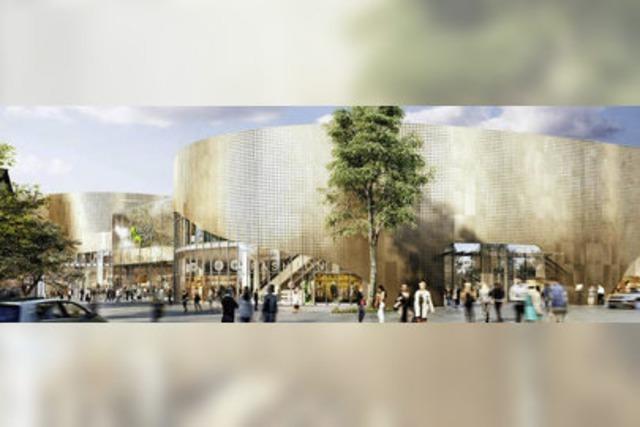 Cemagg stellt die überarbeiteten Pläne für die Dreiländergalerie vor