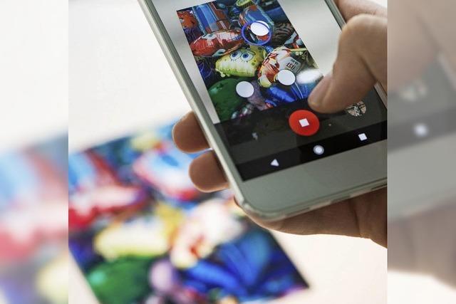 Das Smartphone wird zum Scanner