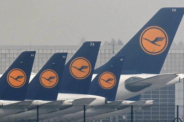 Piloten der Lufthansa streiken auch Samstag