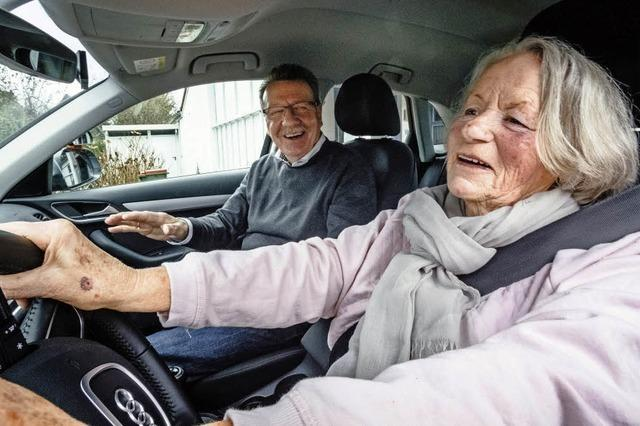 Lernen nach der Fahrerpause