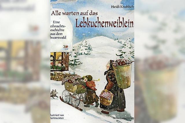 KINDERBUCH: Ohne Lebkuchen kein Weihnachten
