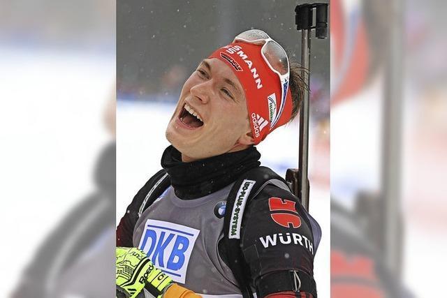 Der Schwarzwälder Benedikt Doll startet in Schweden in die Weltcupsaison