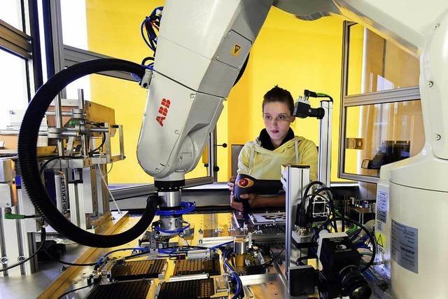 Sensorspezialist Sensopart erweitert Werk in Gottenheim