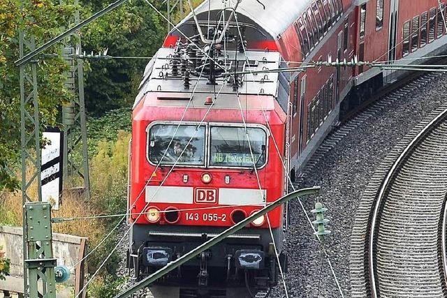 Mängel bei Loks auf der Höllentalbahn festgestellt