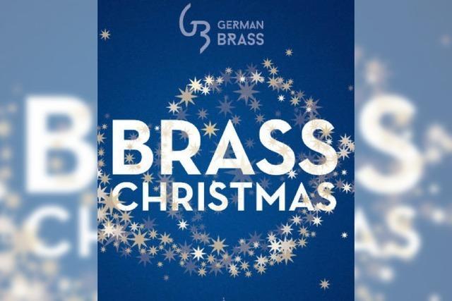 Brass Christmas – mit German Brass
