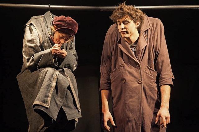 Duo Les Diptik gibt Vorstellung im Meck in Frick/Schweiz. Badische Zeitung verlost drei mal zwei Karten