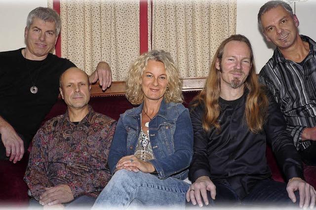 Rockband The Clap kommt in den Löwensaal