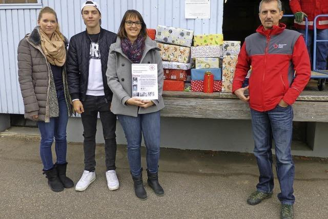 Spenden für Osteuropa