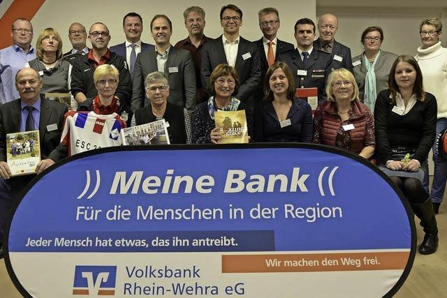 250 000 Euro Spenden für Vereine und Institutionen