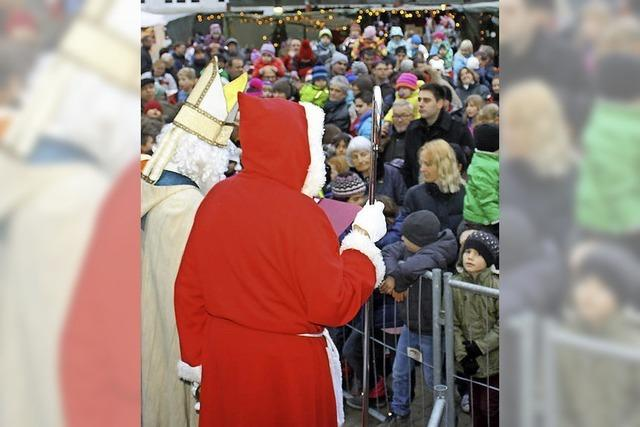 Der Weihnachtsmarkt ist vielen heilig