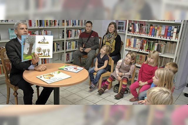 Kindergeschichten statt Polit-Debatten