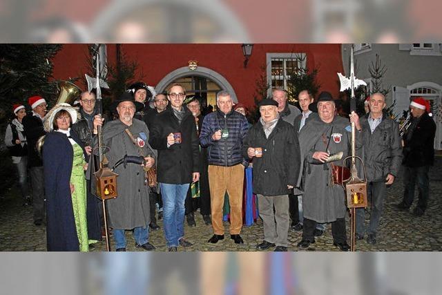23. Vogtsburger Weihnachtsmarkt ist eröffnet
