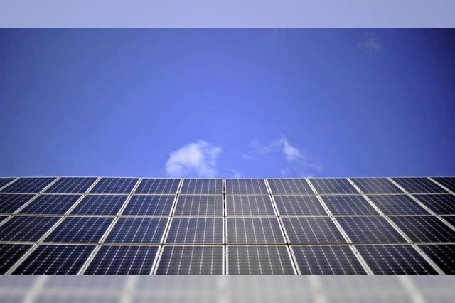 Photovoltaik auf die Dächer