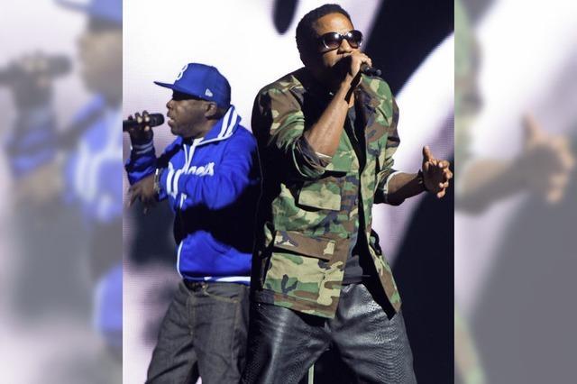 A Tribe Called Quest bringen erste Hip-Hop-Protestplatte nach Trumps Sieg heraus