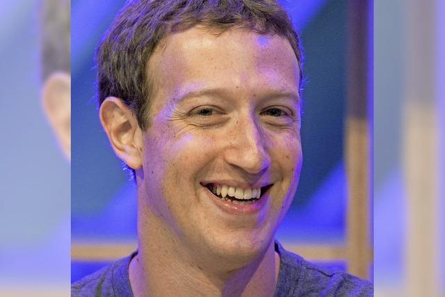 Facebook-Chef biedert sich bei Pekings Führern an