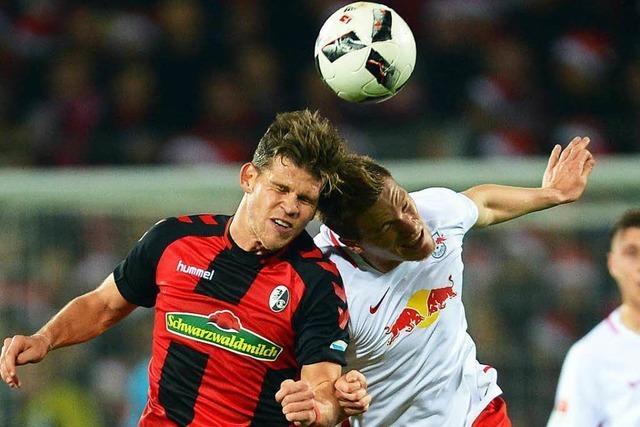 Durchgecheckt: Freiburger sind ihren Gegenspielern unterlegen