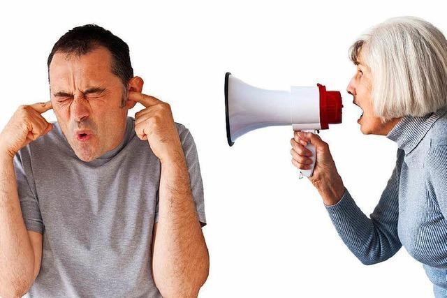 Lärm gegen Lärm