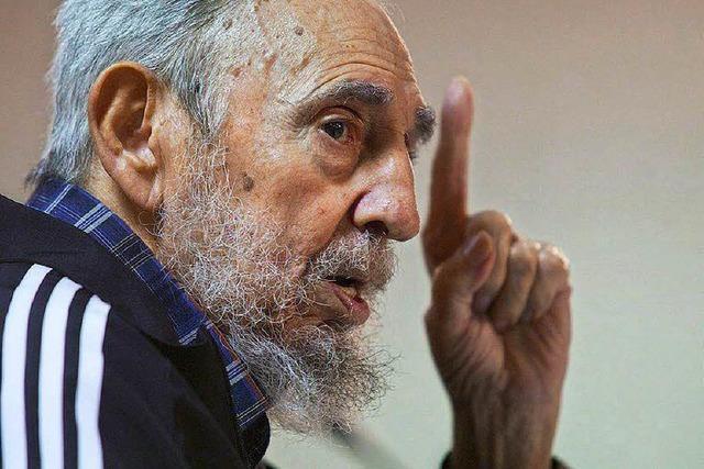 Kubas Revolutionsführer Fidel Castro ist tot