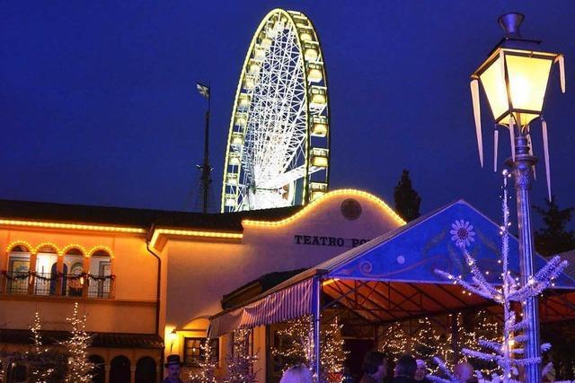 Europa-Park eröffnet Wintersaison mit neuen Attraktionen