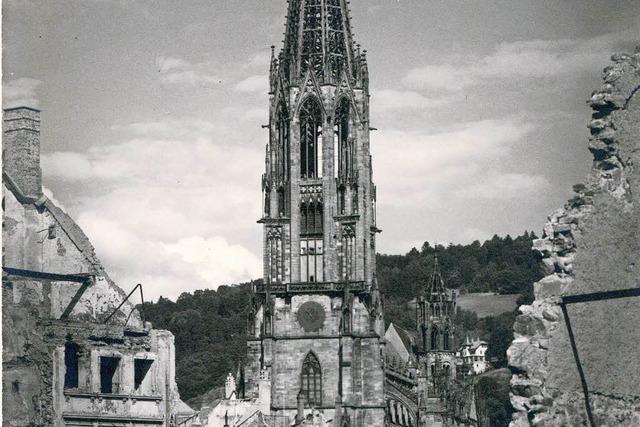 Auf den Spuren der Bombennacht 1944 in Freiburg