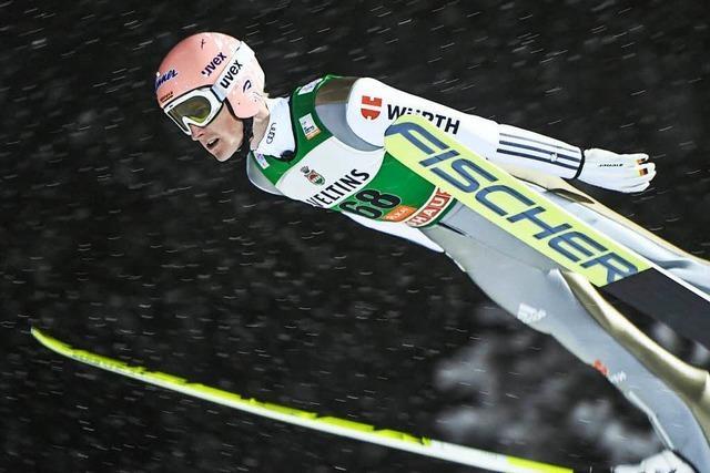 Severin Freund siegt sensationell in Kuusamo