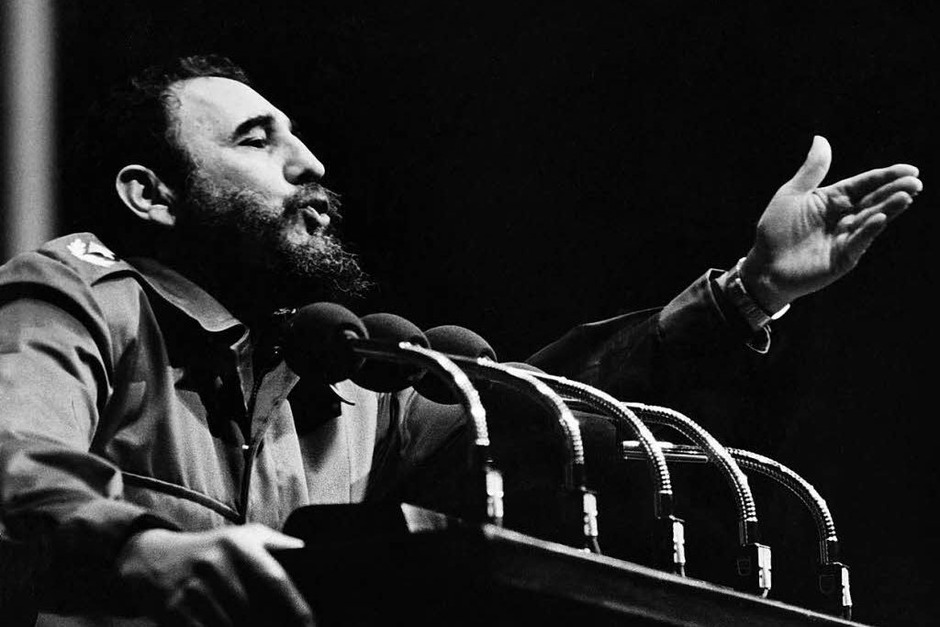 Fidel Castro 2006 (Foto: AFP)