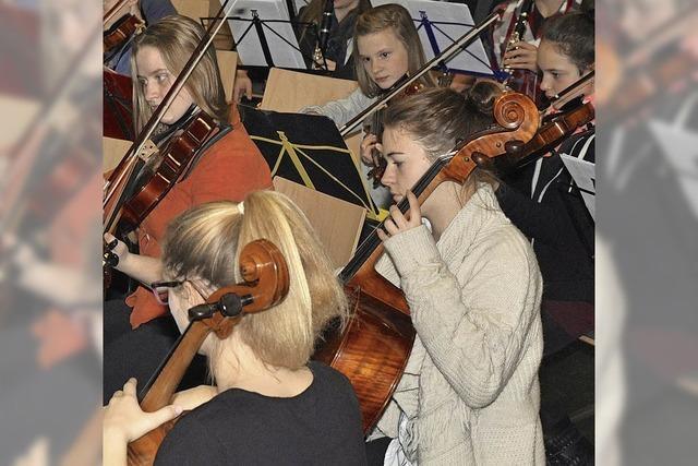 Musikschule Südschwarzwald und KlettgaugymnasiumTiengen in Waldshut-Tiengen