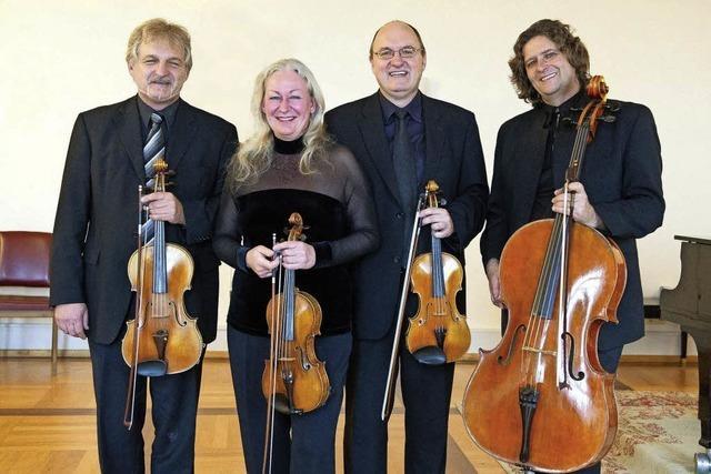 Konzert mit dem Antonin Quartett im Stiftsschaffneikeller