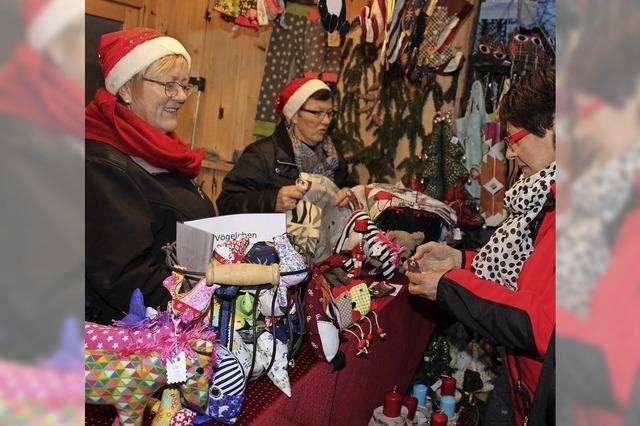 Weihnachtlicher Marktzauber
