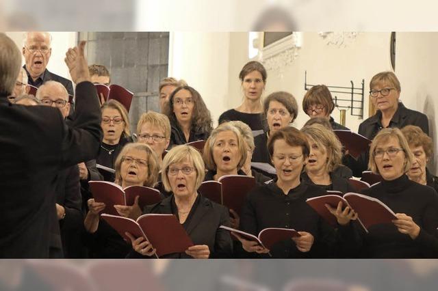 Beschwingtes und beseeltes Singen